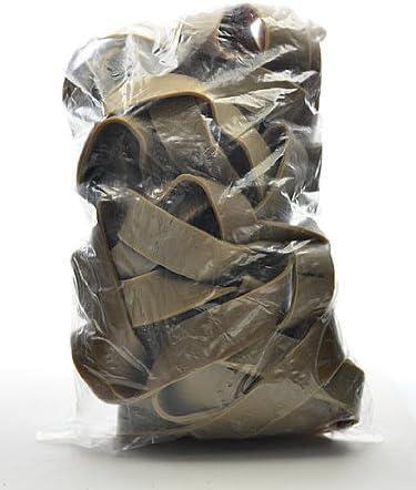 Narco Jumbo bandas de goma 6 cm x 5/8 en. 1 libras caja: Amazon.es: Juguetes y juegos