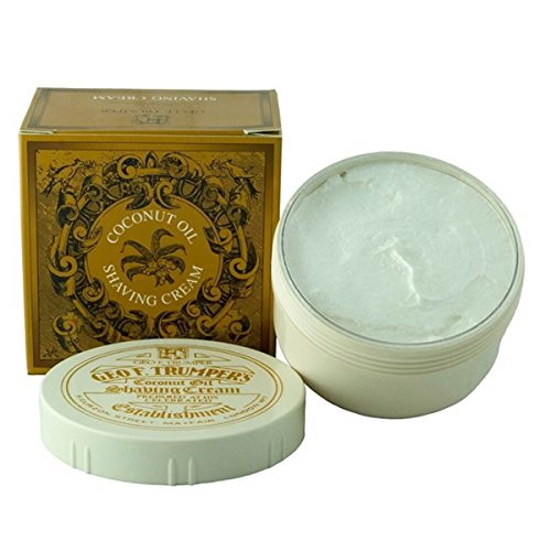 Geo F. Trumper Coconut Oil Soft Shaving Cream 200 g ()
