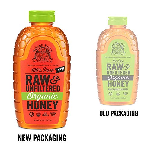 Buy tasting raw honey