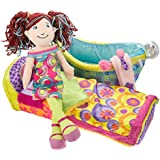 Bundle - 3pc Groovy Girls Bailey Fashion Doll Bodacious Bed Bubbles Bathtub Manhattan Toy