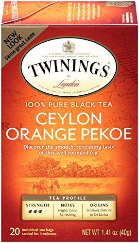 2 Pack Ceylon Orange Pekoe (Blended Teas Ceylon Tea)
