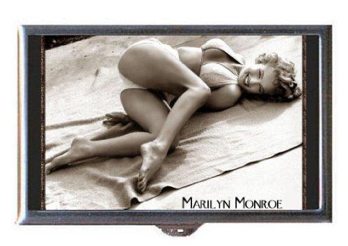 Marilyn Monroe Very Hot Photo Guitar Pick or Pill Box USA Made