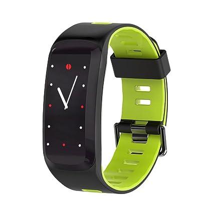 Prom-near Relojes Deportivos IP67 Impermeable Pantalla colorida pantalla táctil Relojes Deportivos Reloj Inteligente Bluetooth