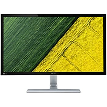 "Acer RT280K bmjdpx 28"" Ultra HD (3840 x 2160) TN Monitor with AMD FREESYNC Technology (Display Port, HDMI & DVI Port)"