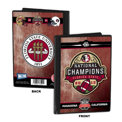 (That's My Ticket NCAA Florida State Seminoles 2013 Football National Champions Photo Album, 4