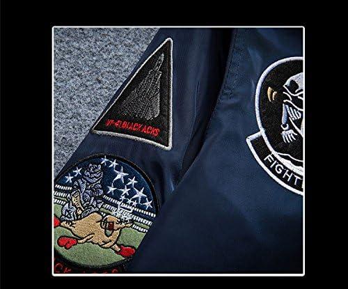 薄手 MA-1 カジュアル ジャンパー スタジャン ライダース バイク 春 秋 ライダー ライダーズエムエーワンジャケット ミリタリフライトジャケット メンズ ジャケット