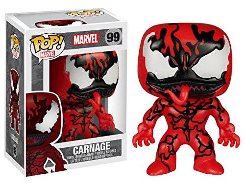 Marvel Comics POP! Marvel Vinyl Cabezon Carnage