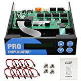 Best Duplicator Controllers - Produplicator 1-2-3-4-5-6-7 Blu-ray CD/ DVD/ BD SATA Duplicator Review