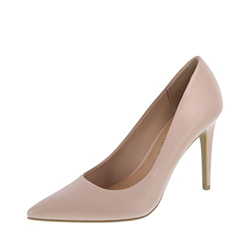 9db45a9ecf9f Christian Siriano for Payless Nude Women s Habit Pointed Pump 5 Regular