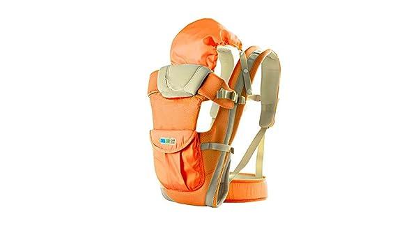 Never País Comfort Marcar bebés de niños pequeños de Sau glings fordermaschine 4 Seasons General de embalaje de correa de distribución naranja naranja ...