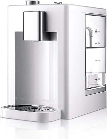 Purificador de agua instantáneo Calentador del Filtro de ...
