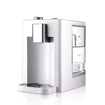 Purificador de agua instantáneo Calentador del Filtro de calefacción de sobremesa Caldera de sobremesa Dispensador de