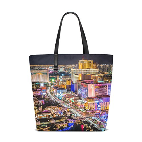 Countriy Usa Las Vegas Sky Gorgeous Nature Scenic Panoramic Spectacular Tote Bag Purse Handbag For Women Girls