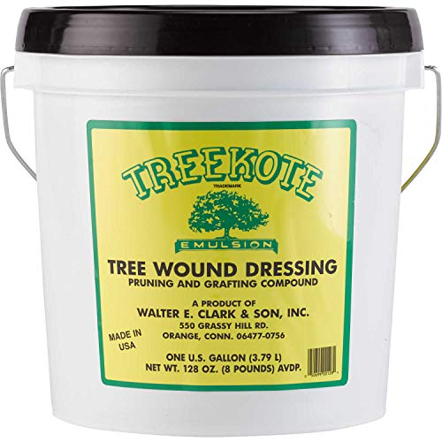 Treekote Tree Wound Dressing, One Gallon Pail ()