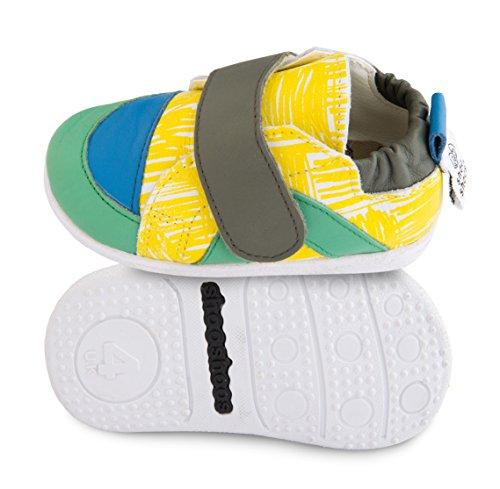 Chaussures Jack Cuir Shooshoos Black Souples 6vRWfq