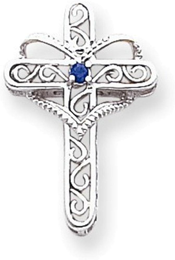 Jewelry Adviser Pendants 14k 5 Stone Family Pendant Mounting