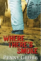 Where There's Smoke (Pi Annie Raymond) by Penny Grubb (2012-10-31) Hardcover