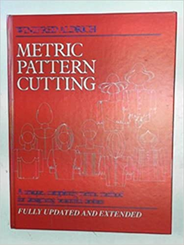 Metric pattern cutting winifred aldrich 9780713525649 amazon metric pattern cutting winifred aldrich 9780713525649 amazon books fandeluxe Image collections