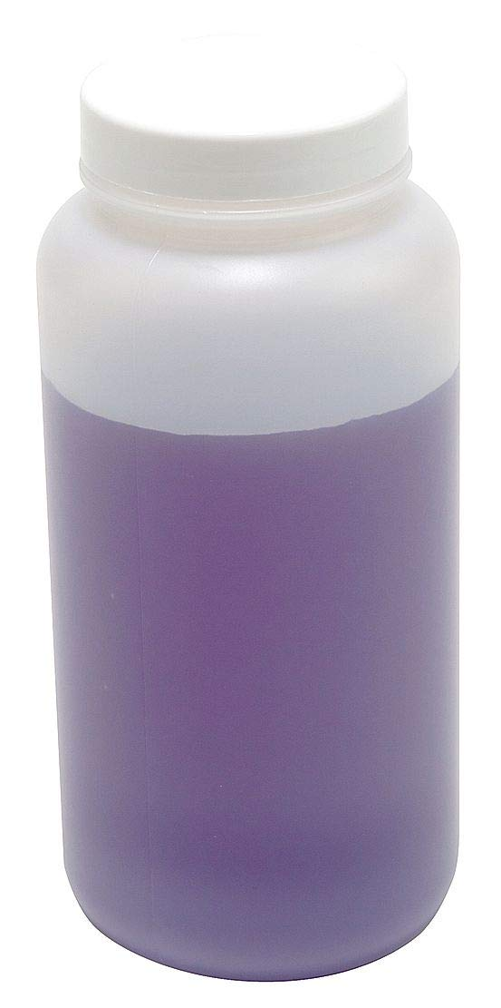 Dynalon 500mL Bottle, Wide Mouth, High Density Polyethylene, PK 48 - 606215-0016