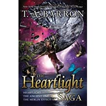 [ The Heartlight Saga: Heartlight/The Ancient One/The Merlin Effect Barron, T. A. ( Author ) ] { Paperback } 2014
