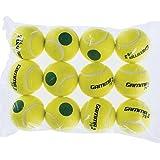 Gamma Kids Training (Transition) Balls - 60 Orange Dot, 78 Green Dot, Quick Kids 36-60-78