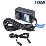 PwrON Ac Adapter for Compaq 340754-001 340934-001 Fp-700 LCD Monitor 340754001 340934001 Power Supply Jack (For This Item, We Provide One Detachable 1.8m Extension Cable with Jack Connector Terminal.)