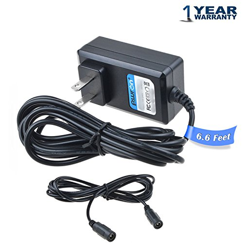 PwrON Ac Adapter for Compaq 340754-001 340934-001 Fp-700 LCD Monitor 340754001 340934001 Power Supply Jack (For This Item, We Provide One Detachable 1.8m Extension Cable with Jack Connector Terminal.) by PwrON (Image #1)