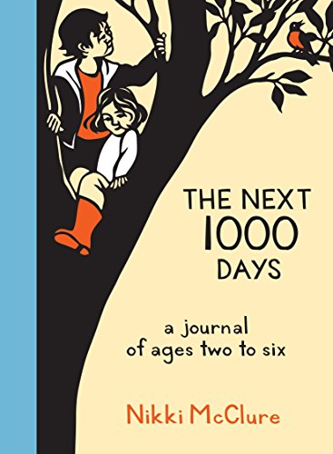 1000 days baby journal - 2