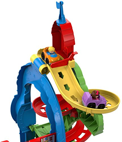 fisher price sit and stand skyway instructions