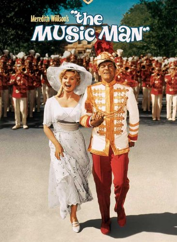 Image result for the music man poster