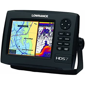 lowrance hds 7 gen2 touch insight no transducer gps navigation. Black Bedroom Furniture Sets. Home Design Ideas