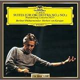 バッハ:管弦楽組曲第2番&第3番/ブランデンブルク協奏曲第5番