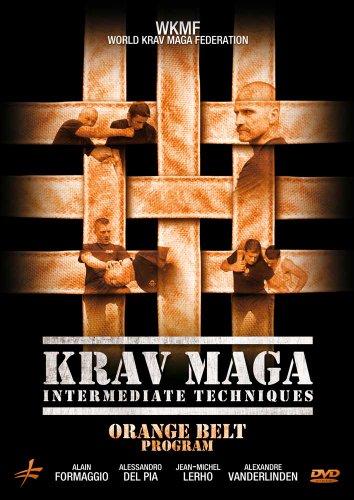 Krav Maga Intermediate Techniques - Orange Belt Program