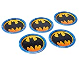 American Greetings Batman Paper, Dinner Plates, 40-Count
