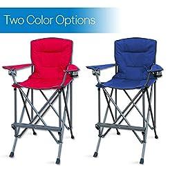 RMS Folding Chair - Tall Director Chair ...