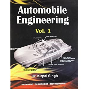 Automobile Engineering Vol 1
