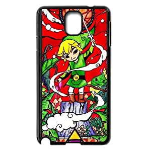 Samsung Galaxy Note 3 Cell Phone Case Black Legend of Zelda UMU Cell Phone Case Personalized Durable