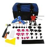 Furuix PDR Kit Paintless Dent Repair Tools Dent Removal Kit Car Dent Remover PDR Tools