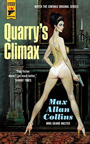 Quarry's Climax (Hard Case Crime) (Staples Neon)