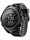 Image of Epson E11E221012  ProSense 307 GPS Multisport Watch with Heart Rate and EasyView Display - Black