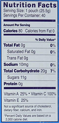 Welch's Mixed Fruit Snacks, 0.9 Ounce (40 Count)