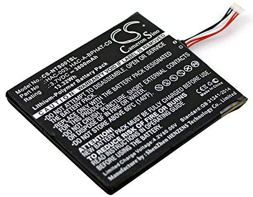 Bateria : Nintendo Switch Hac-001 Nintendo Hac-s-jp/eu-c0 (