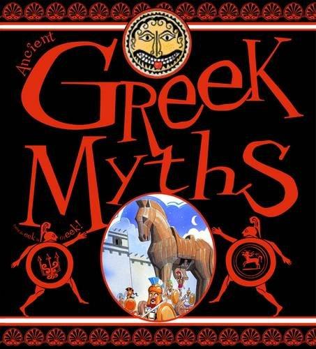 Read Online Ancient Greek Myths PDF