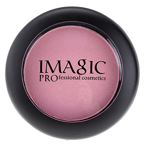 Ayliss® IMAGIC Make-Up Basis Mineral Rouge Puder Bronzer Mineralize Blush Bronzing Powder, 12g #08 Mädchen