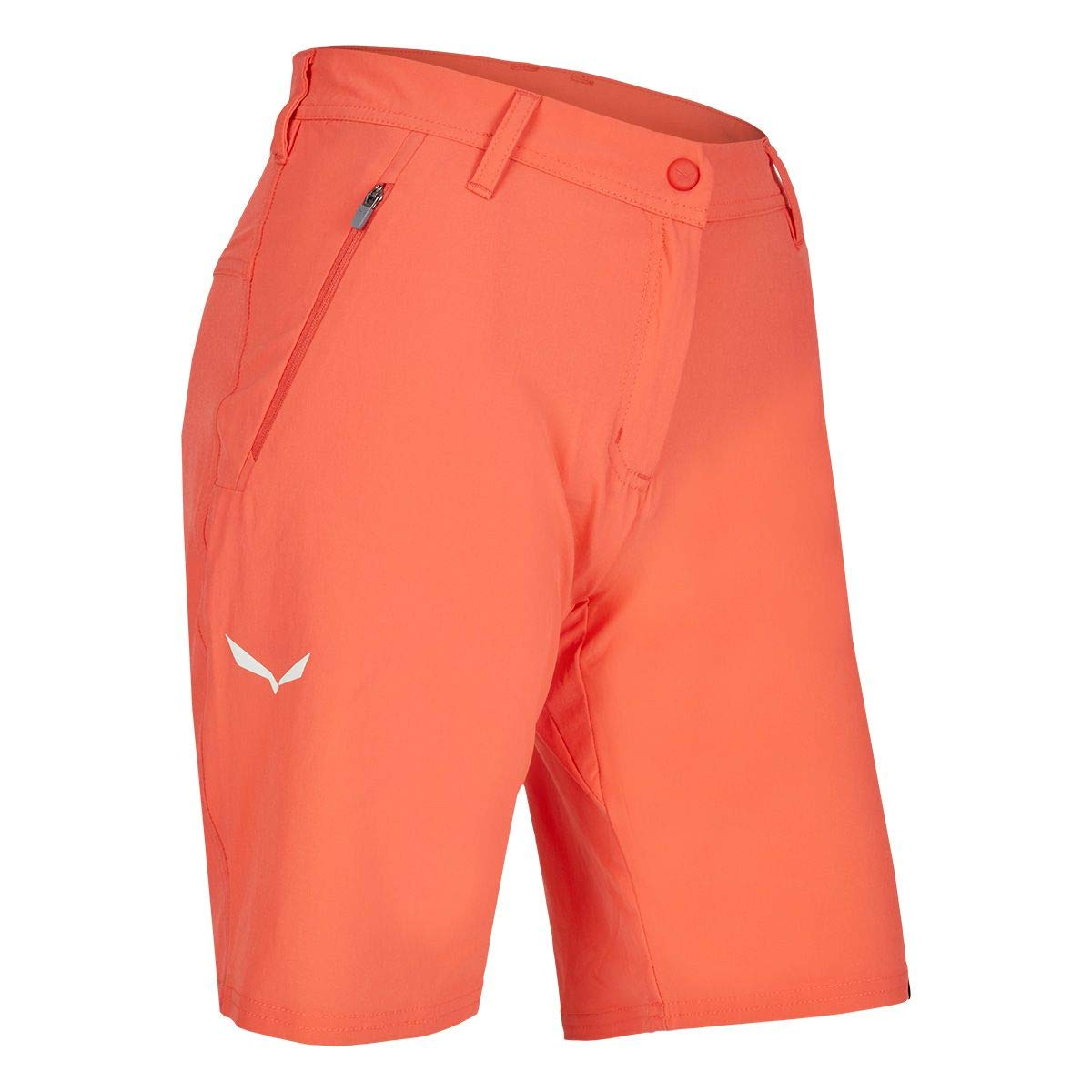 SALEWA Shorts *FORTEZZA DST W SHORTS 1840 hot coral