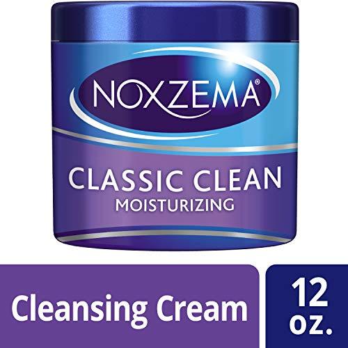 Noxzema Classic Clean Cream Moisturizing Cleansing, 12 oz ()