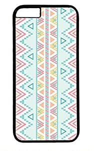 Aztec Tribal Pattern Nice Thanksgiving Easter PC Black Case for Masterpiece Limited Design iphone 6 by Cases & Mousepads