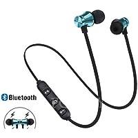 Magnético música bluetooth fone de ouvido, super leve para esporte e corrida, com Microfone Para Samsung,iPhone etc
