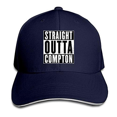 BestSeller N.W.A Straight Outta Compton Adjustable Sandwich Peaked