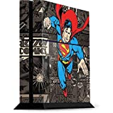 Superman PS4 Console Skin - Superman Mixed Media | DC Comics X Skinit Skin